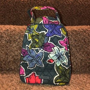 Vera Bradley Bags   New Pocketbook Fuschiacream   Poshmark fc2ed7f773